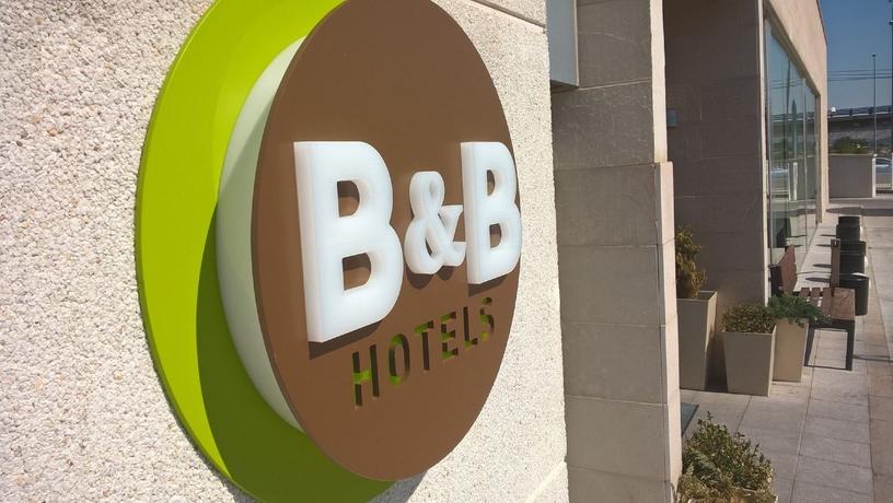 Hotel B&b Madrid Airport