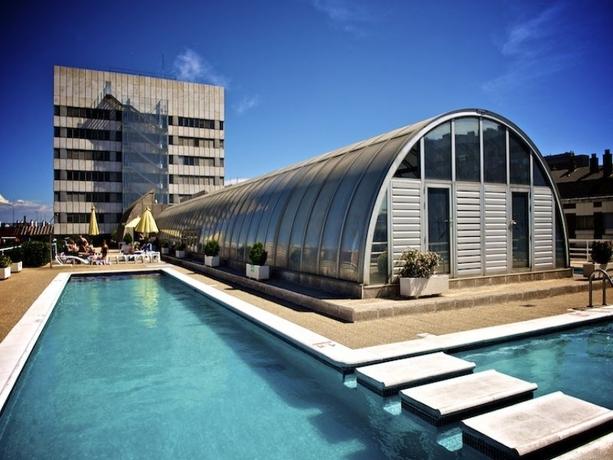 Hotel Eurobuilding 2