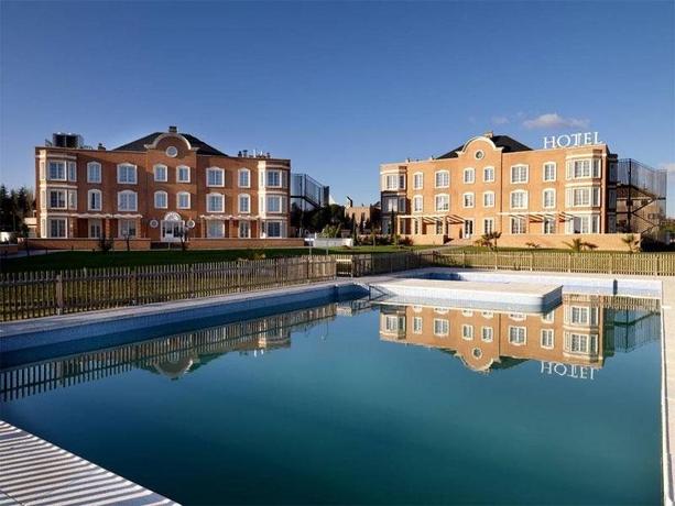 Hotel Eurostars Zarzuela Park
