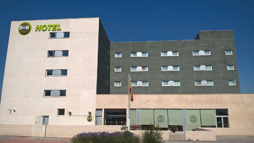 Hotel Express By Holiday Inn Madrid Airport