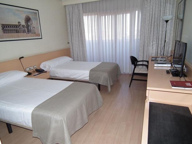 hotel parquesur: