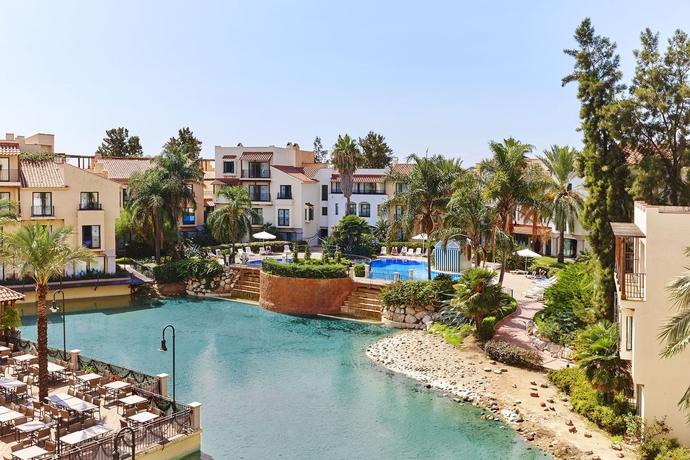 hotel port aventura entrada:
